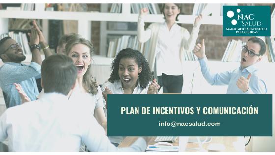 Plan de incentivos y comunicación